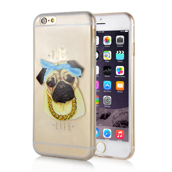 Slicoo iPhone 6 / 6S kryt Cute Dog