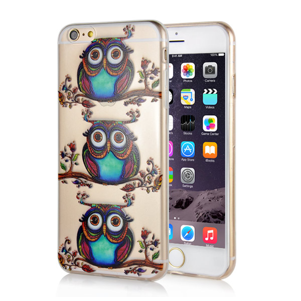 Slicoo iPhone 6 / 6S kryt Cute Owl