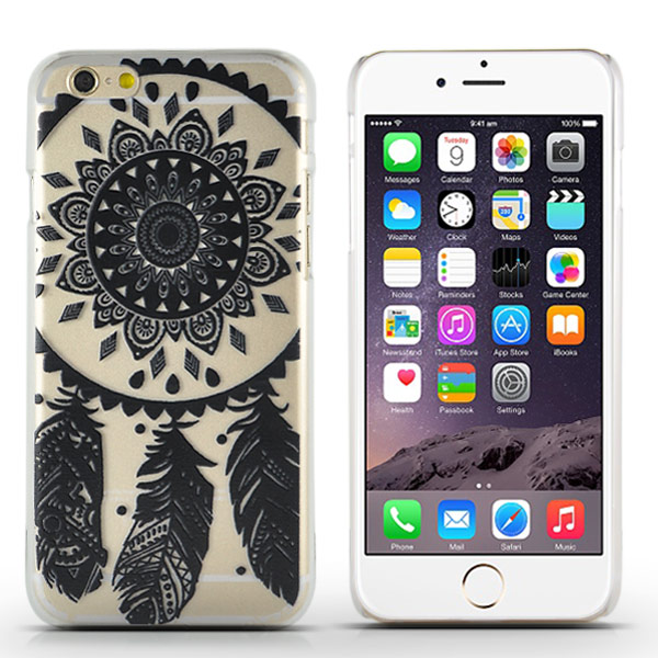 Slicoo iPhone 6 / 6S kry Dreamcatcher And Dots