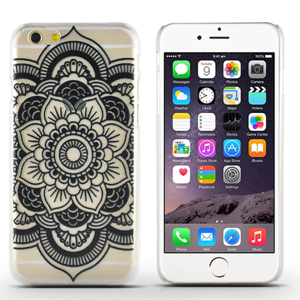 Slicoo iPhone 6 / 6S kryt Flower