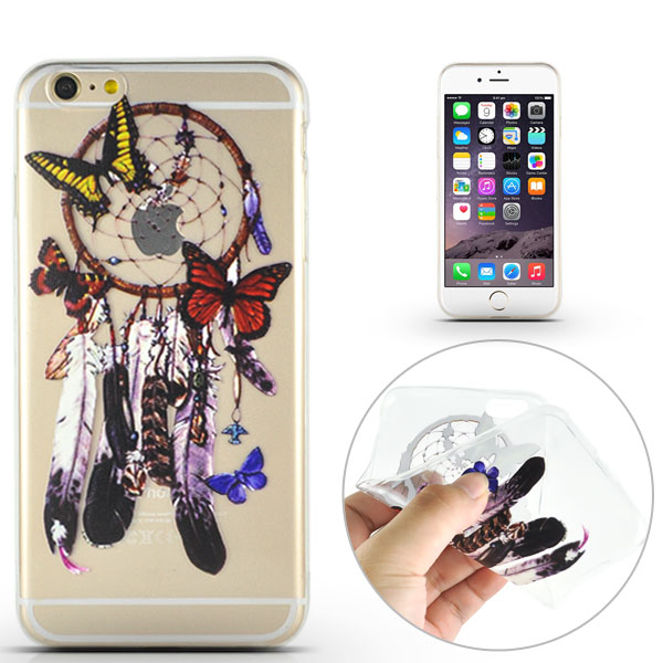 Slicoo iPhone 6 / 6S kryt Dreamcatcher And Butterfly