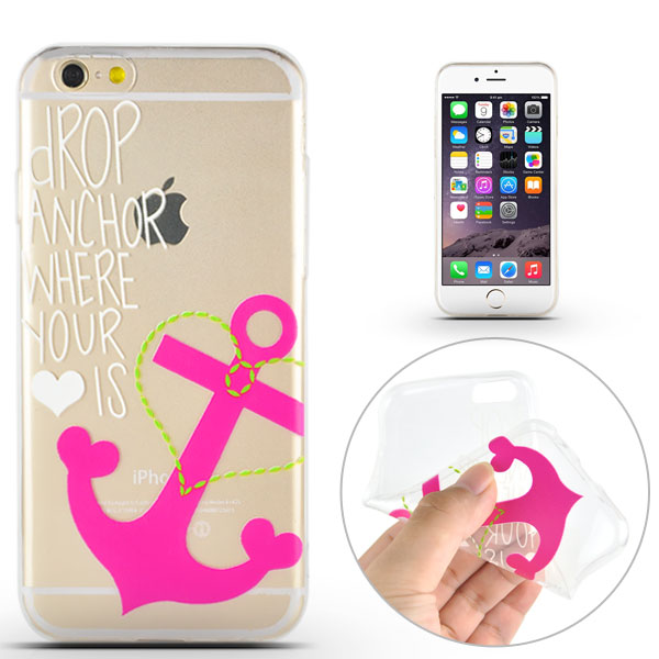 Slicoo iPhone 6 / 6S kryt Anchor