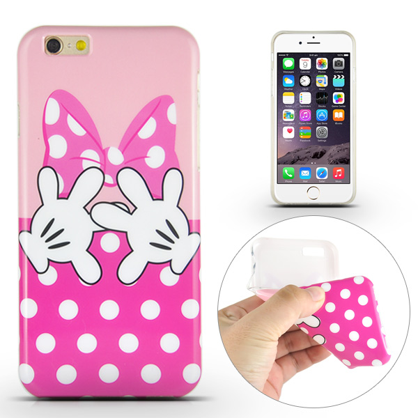 Slicoo iPhone 6 / 6S kryt Cute Hands