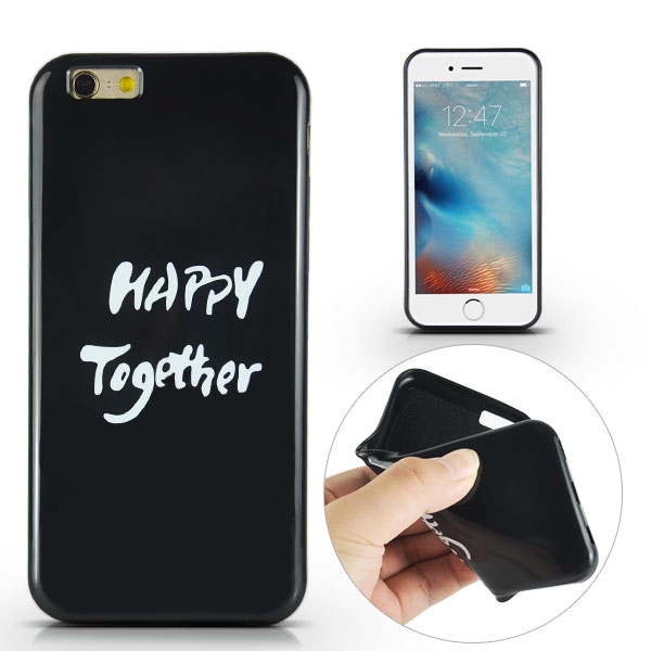 Slicoo iPhone 6 / 6S kryt Happy Together