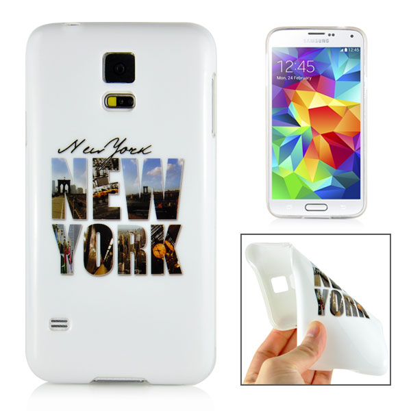 Slicoo Samsung Galaxy S5 kryt Beautiful New York