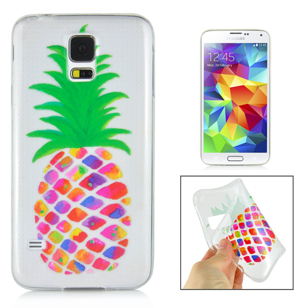 Slicoo Samsung Galaxy S5 kryt Pineapple
