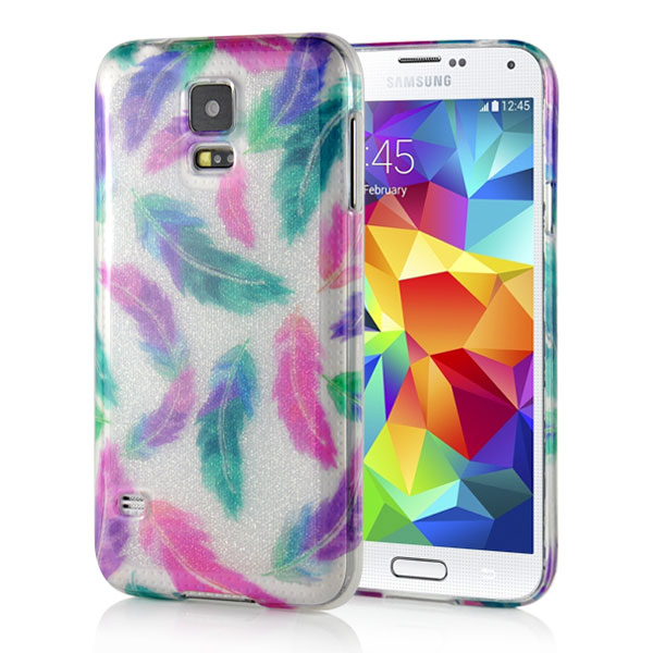 Slicoo Samsung Galaxy S5 kryt Feather