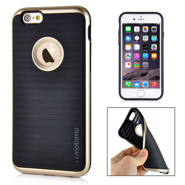 Slicoo iPhone 6  / 6S kryt Premium Shockproof zlatý
