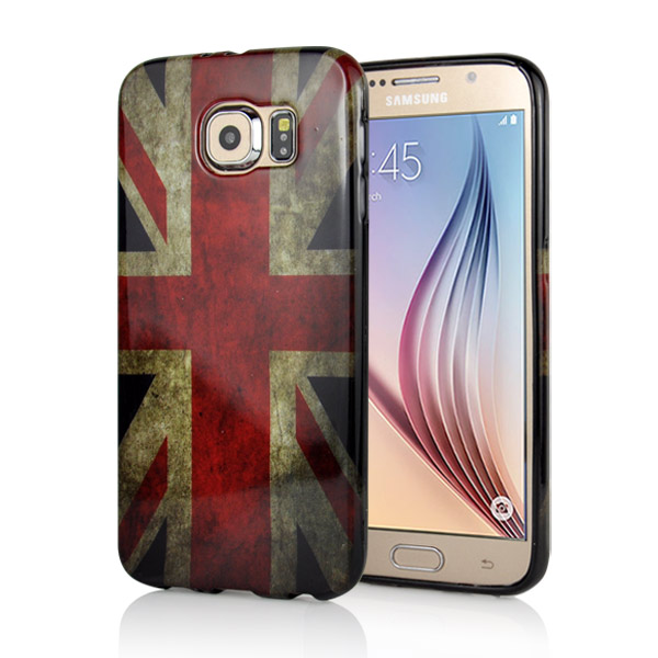 Kryt na Samsung Galaxy S7 Edge Union Jack