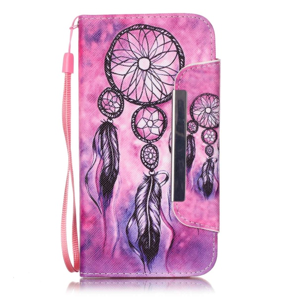 Pouzdro na Samsung Galaxy S7 Edge Purple Dreamcatcher