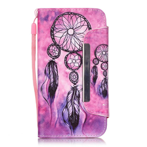 Slicoo Samsung Galaxy S5 pouzdro Purple Dreamcatcher
