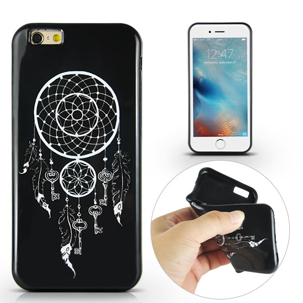 Slicoo iPhone 6 / 6S kryt Black Dreamcatcher