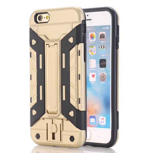 Slicoo iPhone 6  / 6S kryt Protection zlatý