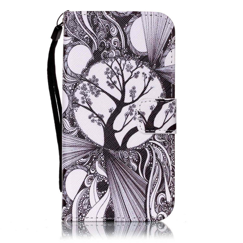 Slicoo Samsung Galaxy S5 pouzdro Black tree