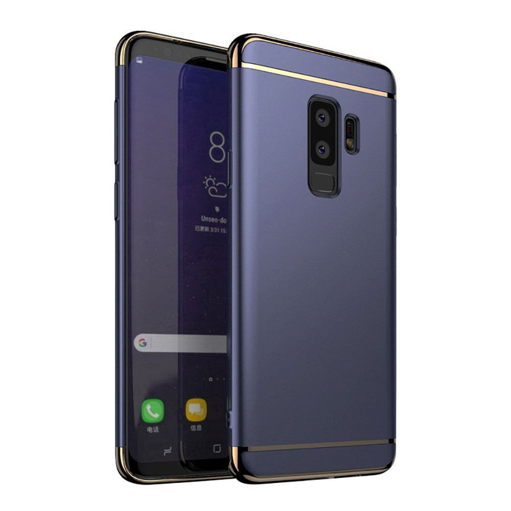 Kryt na Samsung Galaxy S9 Plus Shockproof modrý