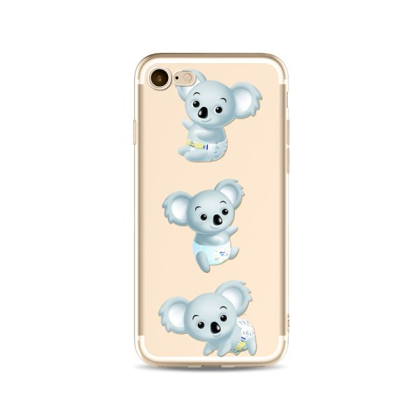 Kryt na iPhone 7 / 8 Koala