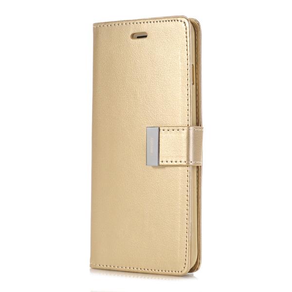 Pouzdro na iPhone 7 Plus   8 Plus RICH DIARY zlaté  b972e0df74b